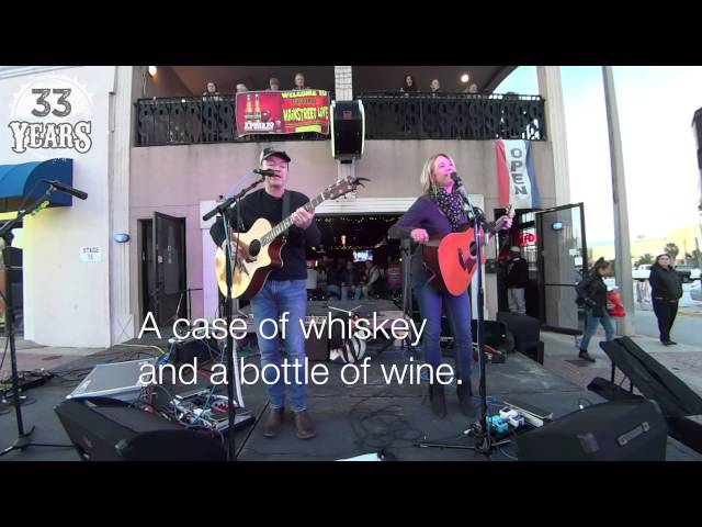A Case of Whiskey