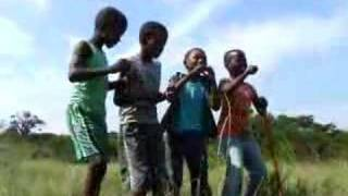 Xhosa Kids in Coffee Bay