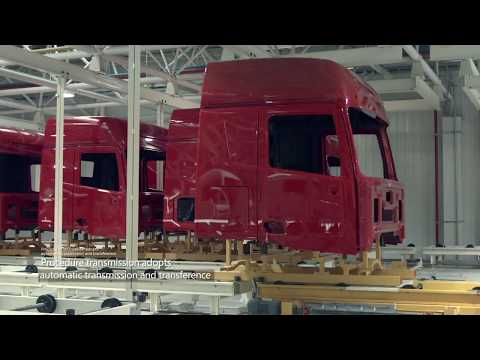 XCMG Heavy Duty Truck