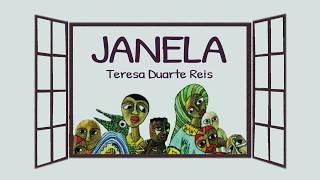 capa de Janela de Teresa Duarte Reis