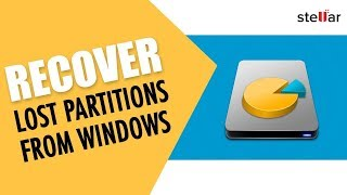 How to Recover lost or deleted Windows partition 100% Guarantee