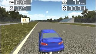 3D Pistte Araba Yarışı - 3DOyuncu.com