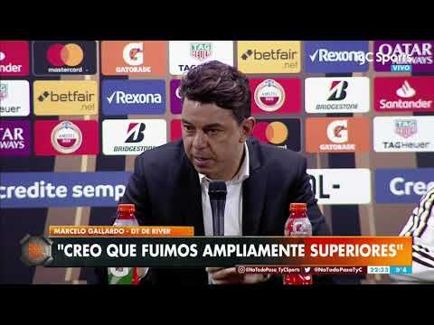 """Gallardo Y El VAR: """"Los Dos Son Penales Y No Hay Que Distraerse Con Eso"""""""