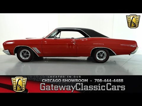 1967 Buick GS 400 Gateway Classic Cars Chicago #789 - YouTube