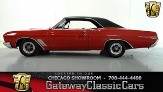 1967 Buick GS 400 Gateway Classic Cars Chicago #789