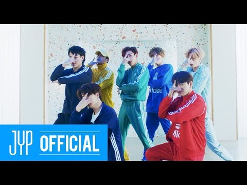 "GOT7 X Adidas ""Look"" Performance Video (Full Ver.)"