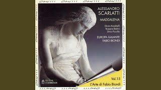 """La Maddalena penitente, Parte prima """"Il trionfo della gratia"""": Sinfonia No. 1"""