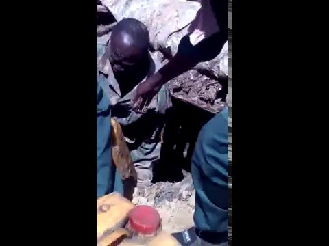 CJTF/Army Discover Massive Stash Of Boko Haram Ammo In Borno Farm