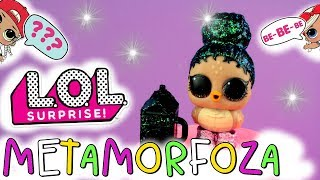 Metamorfoza ptaszka LOL Surprise  DIY • Toys Land