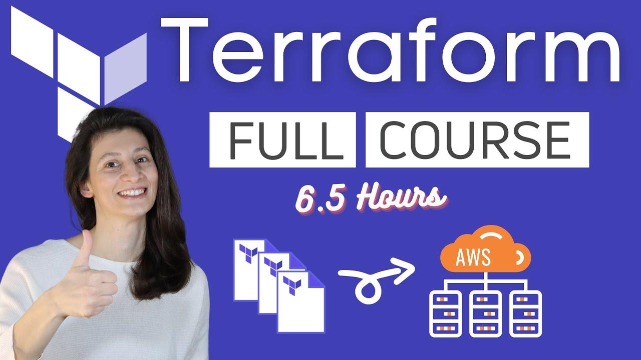 Download Terraform Tutorial | Terraform Course Overview [2021]