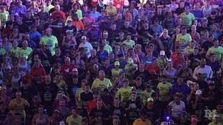 Rock 'n' Roll Marathon brings thousands to run Las Vegas Strip