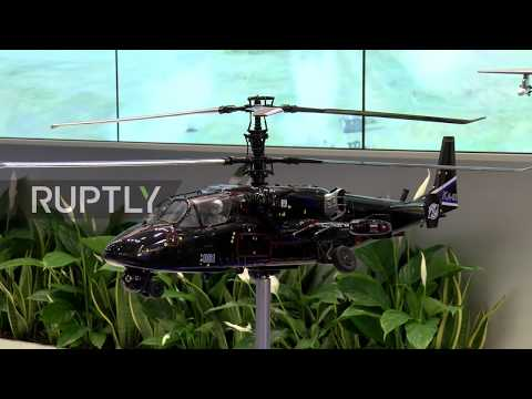 France: Flagship fighter jets presented at Paris Air Show