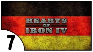 ГЕРМАНИЯ - ПОБЕДА КОНЕЦ 7 Hearts of Iron IV Millennium Dawn