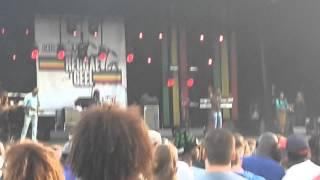 Christopher Martin-Look on my face Live@ ReggaeGe3