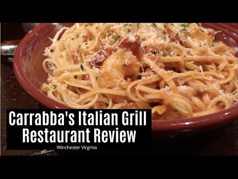 Carrabba's Italian Grill Review | Winchester VA