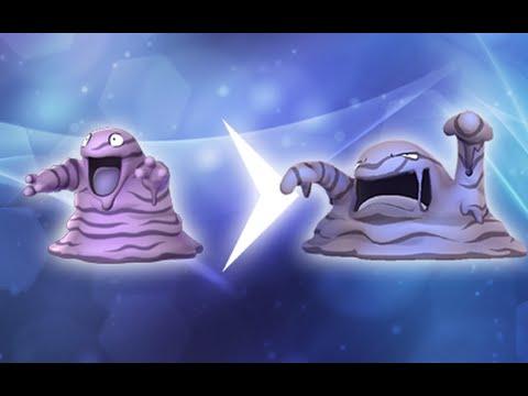 Evolve Evolve Grimer