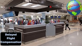 Getting money for delayed flights | How the European Union Flight Compensation Regulation works