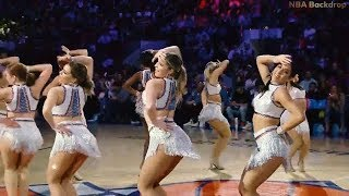 KNICKS CITY DANCERS | New York City Knicks Dancers | March 30, 2019