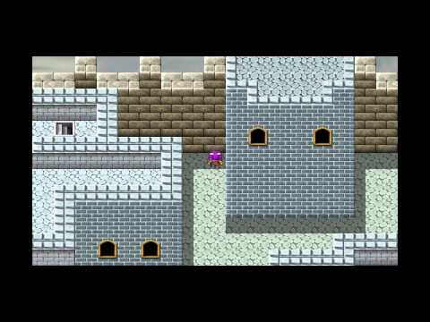 RPG Maker VX - Final Cross - Kyron Castle's New Roof And Dungeon