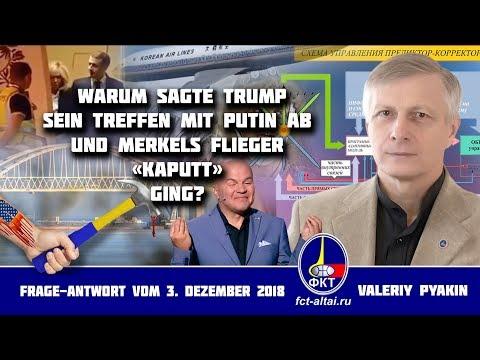 G20: Trumps Absage des Treffens mit Putin und Merkels