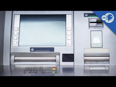 The ATM: Where did it come from? | Stuff of Genius