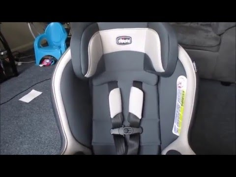 CHICCO NEXTFIT CONVERTIBLE CAR SEAT | REVIEW