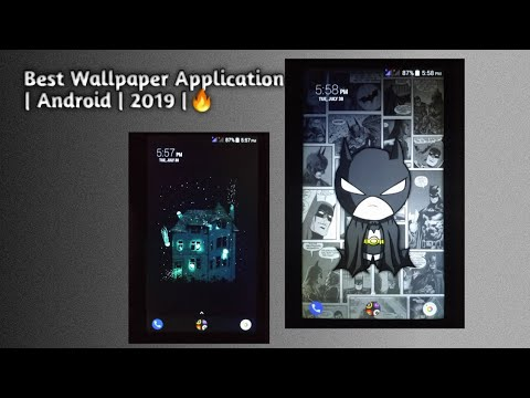Top 4 Wallpaper Apps For Android (2019)