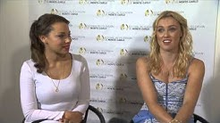 Festival 2014 - Interview Hannah New & Jessica Kennedy Parker - Black Sails
