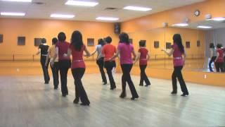 Golden Days - Line Dance (Dance & Teach in English & 中文)