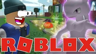 WE FINALLY GOT MEWTWO!!! | Pokemon Go Roblox Gameplay