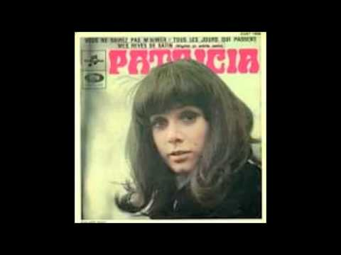 Patricia - Mes Rêves De Satin