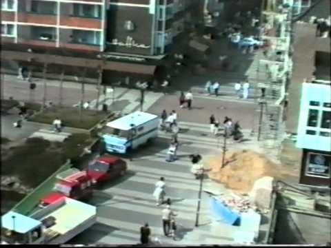Bocholt (NRW) 1988 - Historisches Video