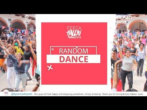 K-POP RANDOM DANCE Official Video - Feria Hallyu RD 2016