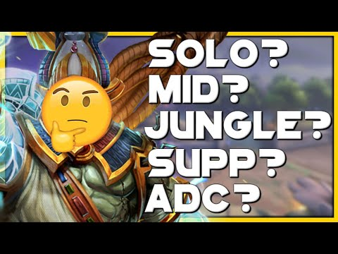 What Role Should You Main In SMITE Season 7?