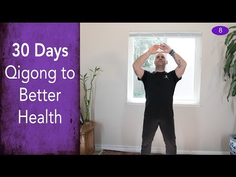 Day #8 - Spleen Cleansing Exercise - 30 Days of Qigong to Better Health