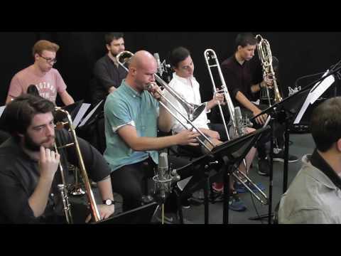 Star Drive - Big Band - Olli Martin - Royal Academy of Music Big Band