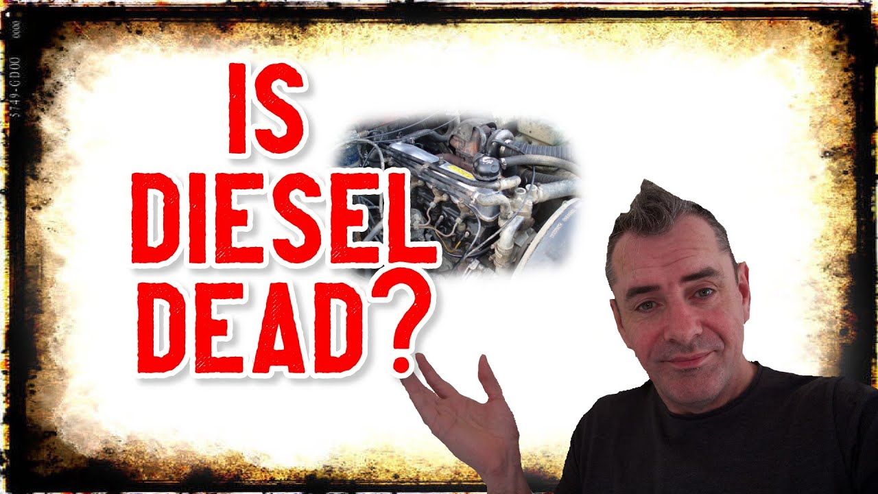 Diesel cars are dead or are they? Awesome story of diesel in the modern world