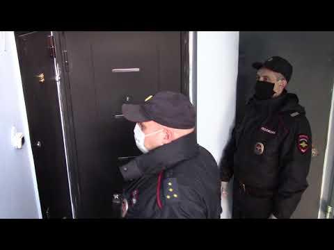 В Оренбурге полицейские патрулируют улицы