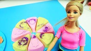 Готовим с Барби кексы и печенье для приюта животных