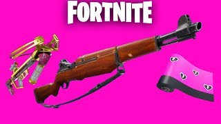 Fortnite New Infantry Rifle + Share the Love Update Countdown + Gameplay! (Fortnite New Update)