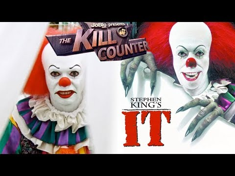 STEPHEN KING'S IT miniseries  The Kill Counter