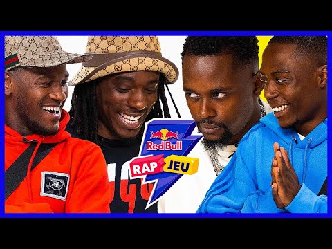 Youtube: Gambino La MG & Negrito vs Cinco & Josué – Red Bull Rap Jeu #54