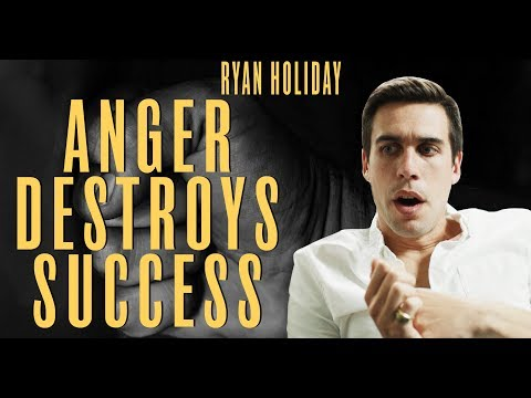 How Does A Stoic Respond To Anger? | Ryan Holiday | Stoic Thoughts #10