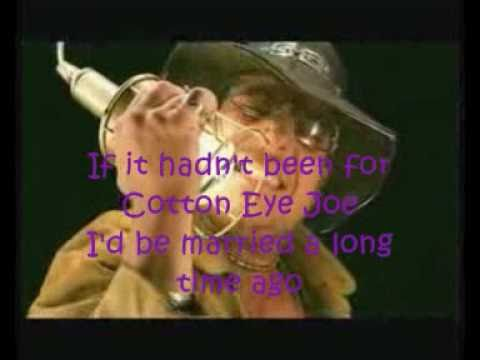 Rednex - Cotton Eye Joe - Lyrics