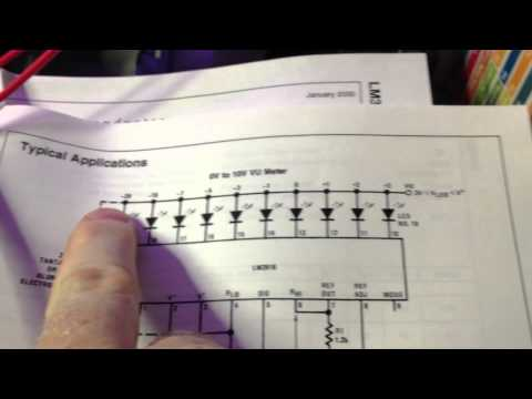 VU Meter - part 1