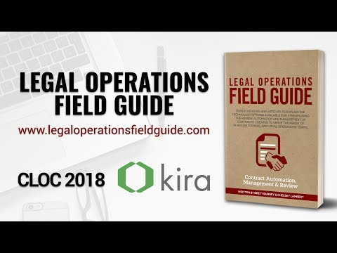 Kira Systems Interview at CLOC 2018 - Rich Hermann
