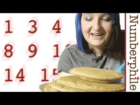 Pancake Numbers - Numberphile