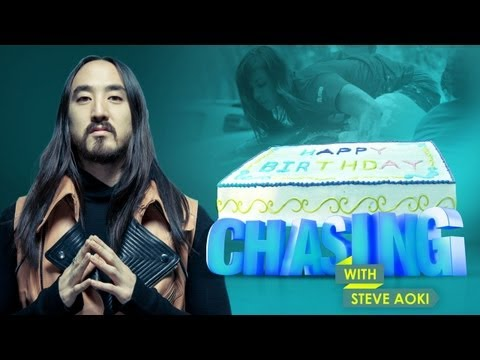 Episode 2: Cake Challenge  CHASING with Steve Aoki