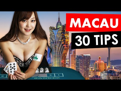 30 Secrets, Nightlife & Things to do in Macau | Macau Travel Guide