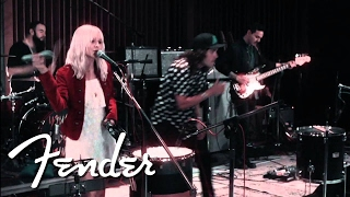 Fender Studio Sessions: Youngblood Hawke Performs